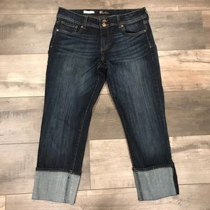 Kut From the Kloth Cameron Straight Leg Jeans 10